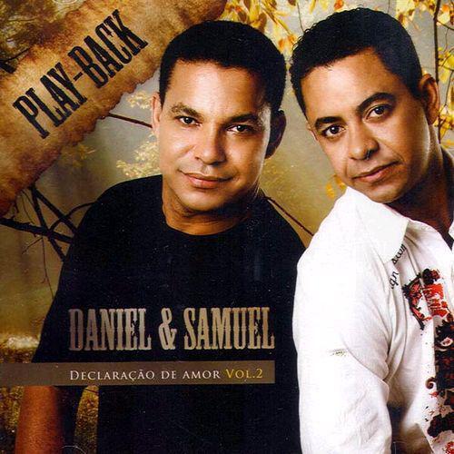 CD Daniel E Samuel - Declaração de Amor Volume 2 Playback Incluso