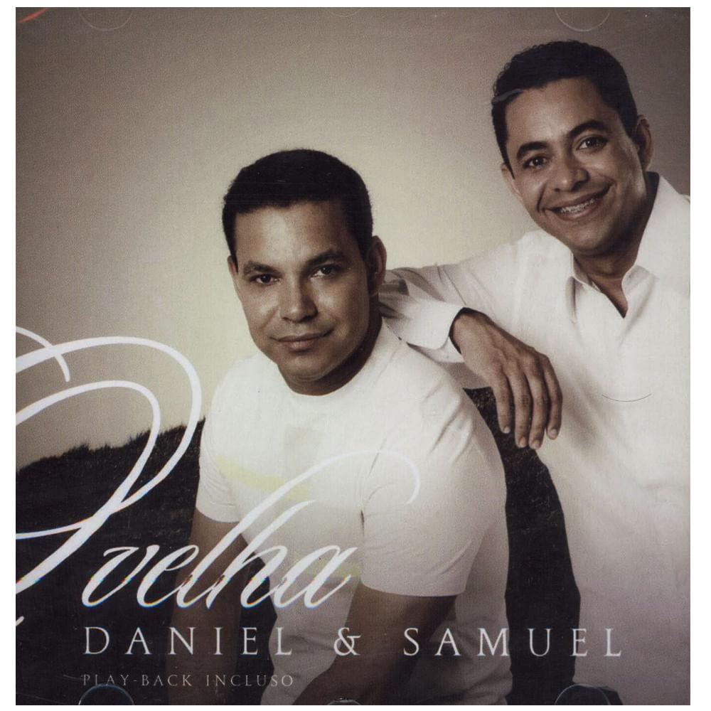 CD Daniel e Samuel - Ovelha Playback Incluso