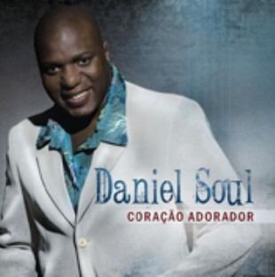 CD Daniel Soul - Coração Adorador