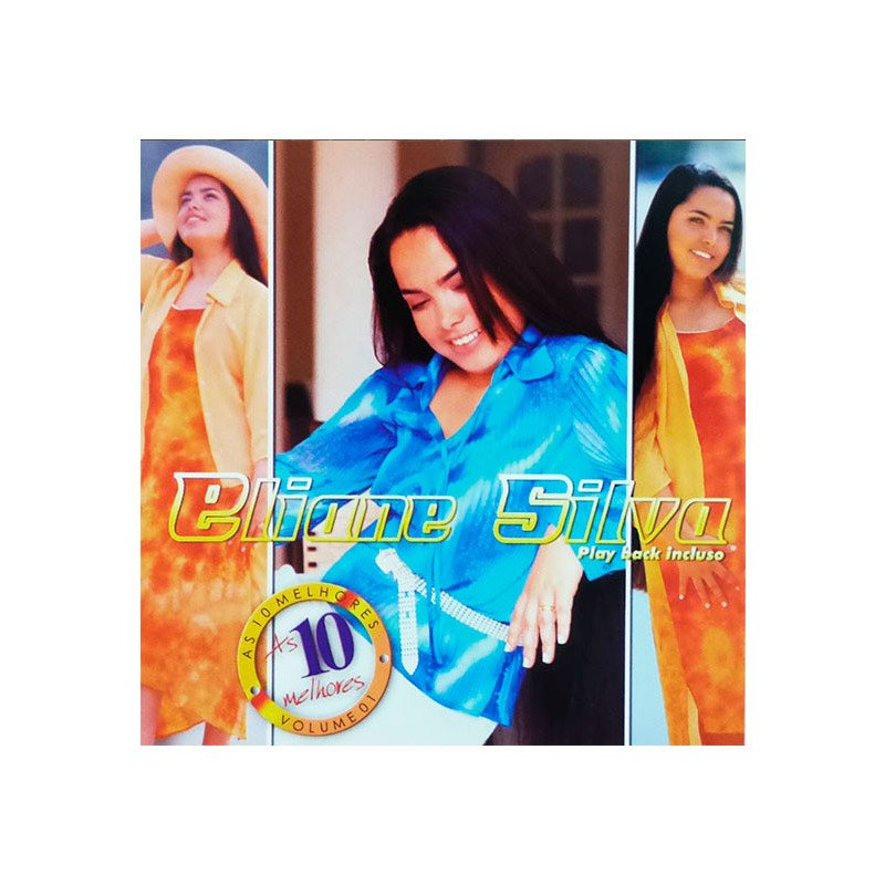 CD Eliane Silva - 10 Melhores Volume 1