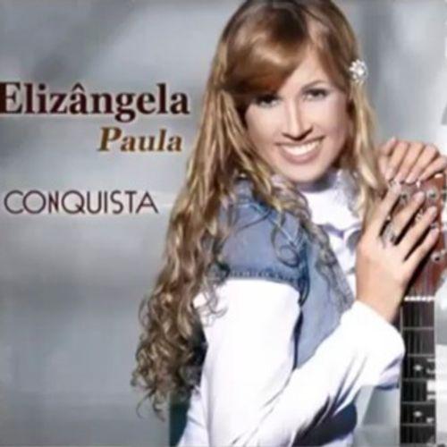 CD Elizangela Paula - Conquista Playback