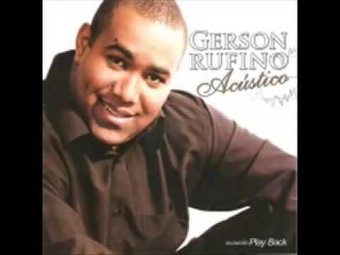 CD Gerson Rufino - Acustico