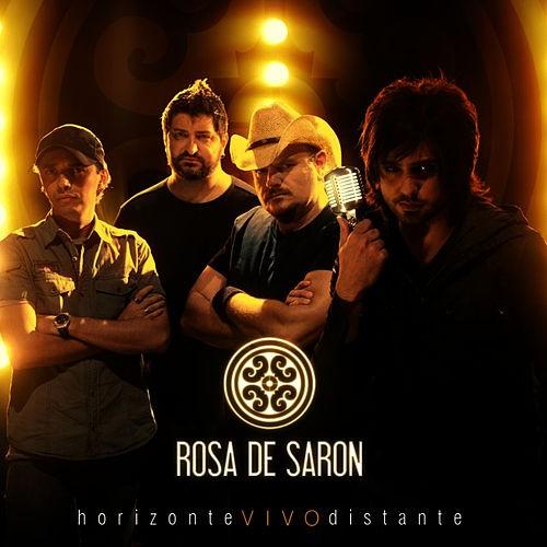 CD Horizonte Vivo Distante - Rosa de Saron