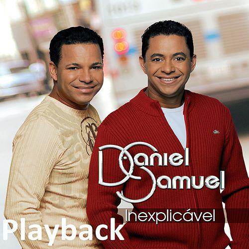 CD Daniel E Samuel - Inexplicavel PlayBack