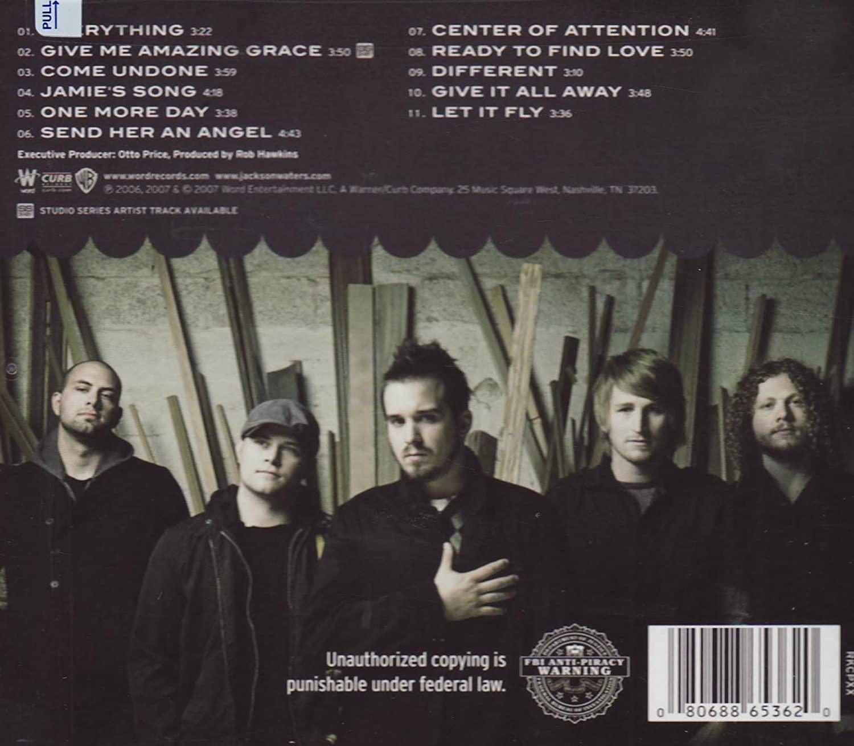 CD Jackson Waters - Come Undone
