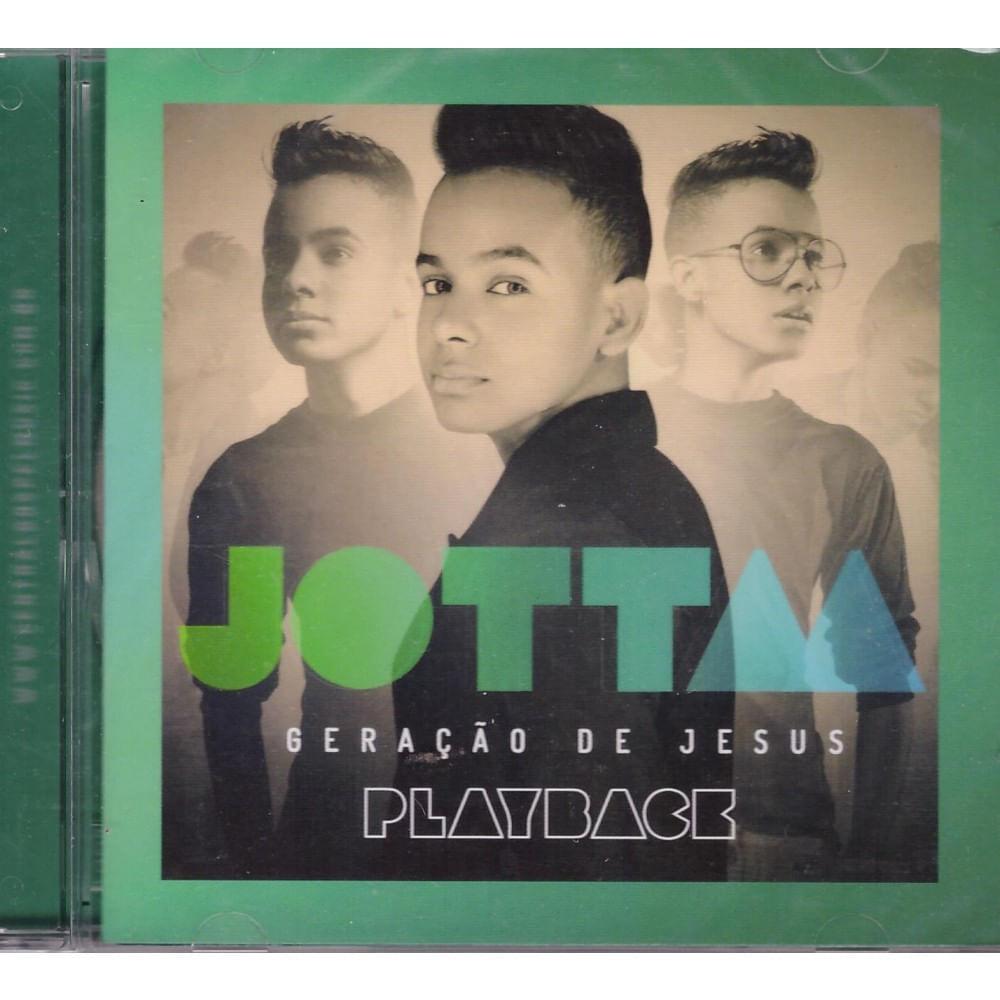 CD Jotta - Geração de JesusPlayBack