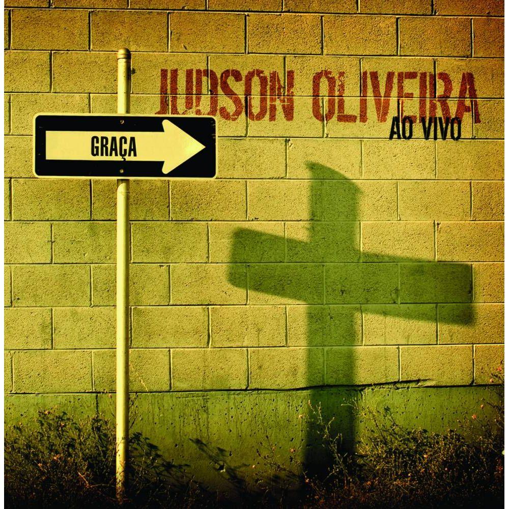 CD Judson Oliveira - Graça Ao Vivo