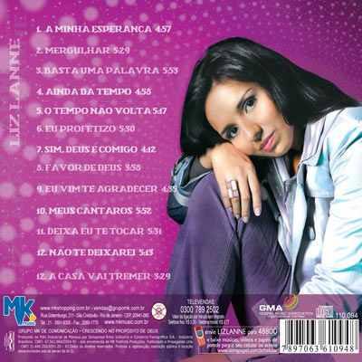 CD Liz Lanne - Mergulhar