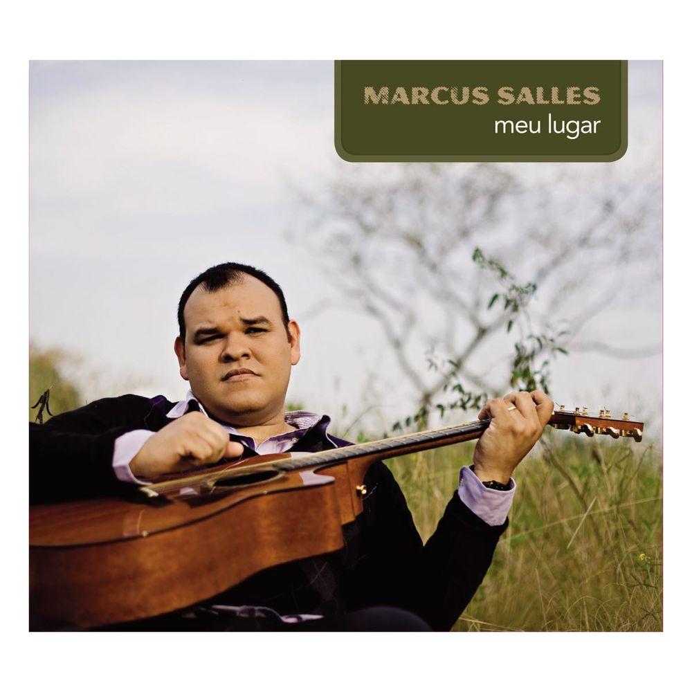 CD Marcus Salles - Meu Lugar
