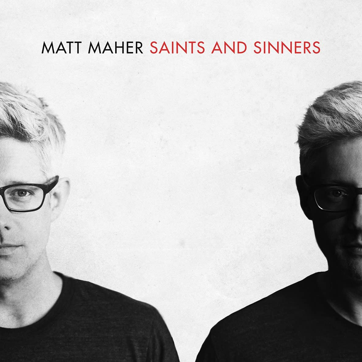 CD Matt Maher - Saints And Sinners (Gospel)