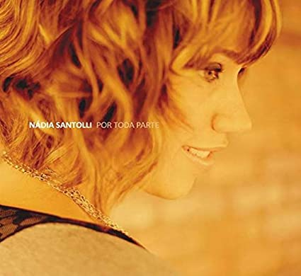 CD Nadia Santolli - Por Toda Parte