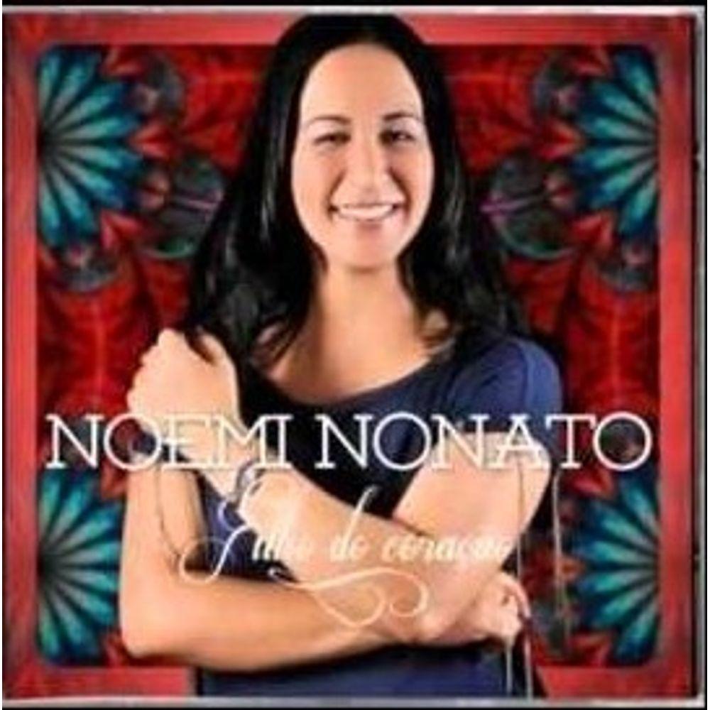 CD Noemi Nonato - Filho do Coração Playback
