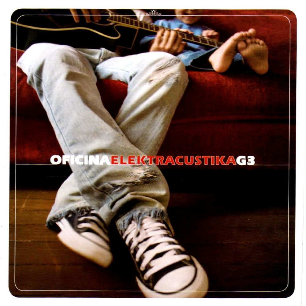 CD Oficina G3 - Elektracustika