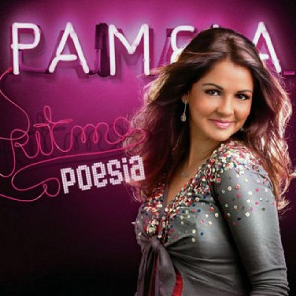 CD Pamela - Ritmos Poesia