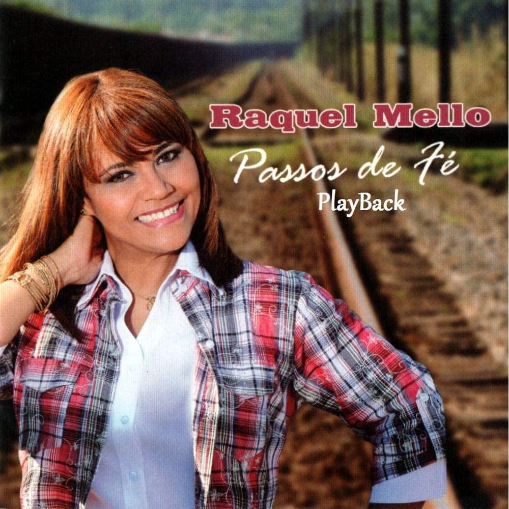 CD Raquel Mello - Passos de Fé Playback