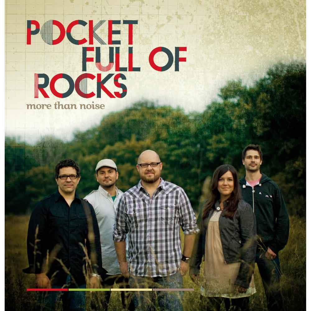 CD Pocket Full of Rocks - More Than Noise