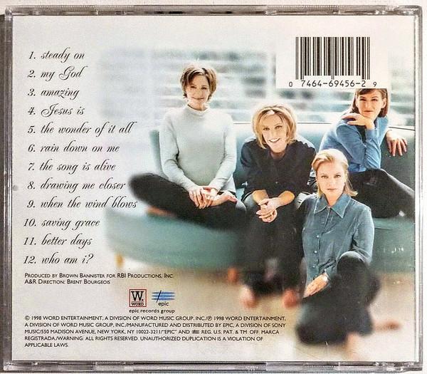 CD Points Of Grace - Steady On