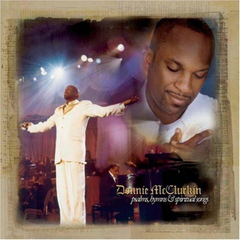 CD Donnie McClurkin - Psalms, Hymns Espiritual Songs