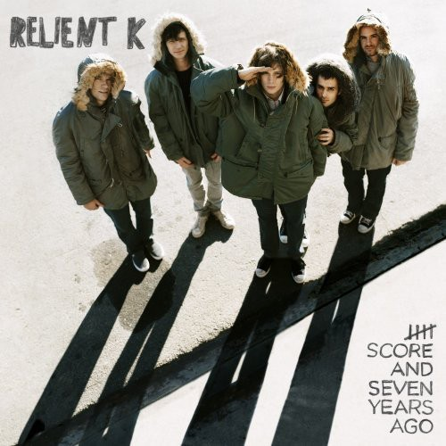 CD Relient K - Five Score And Seven Years Ago