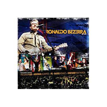 CD Ronaldo Bezerra Ao Vivo