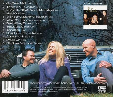 CD Selah - Press On