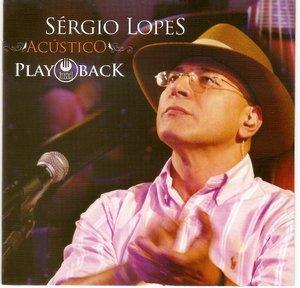 CD Sergio Lopes - Acustico PlayBack