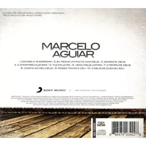 CD Marcelo Aguiar - Somente Deus