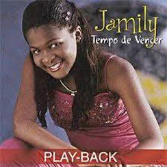 CD Jamily - Tempo de Viver PlayBack