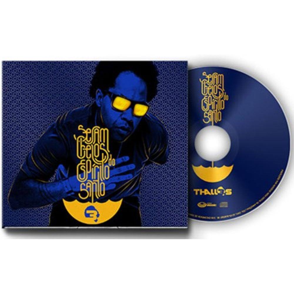 CD Thalles - Sejam Cheios Do Espirito Santo