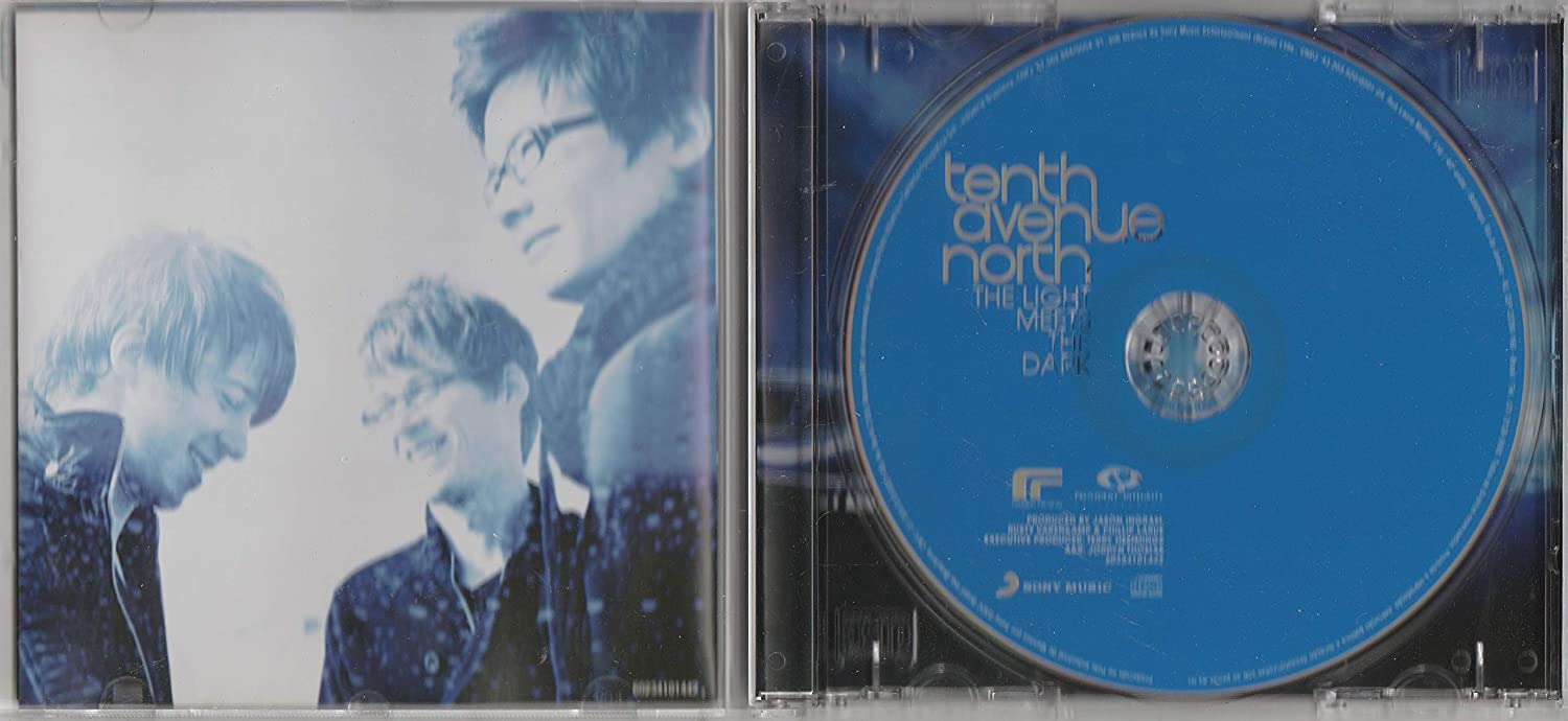 CD Tenth Avenue North - The Light Meets The Dark