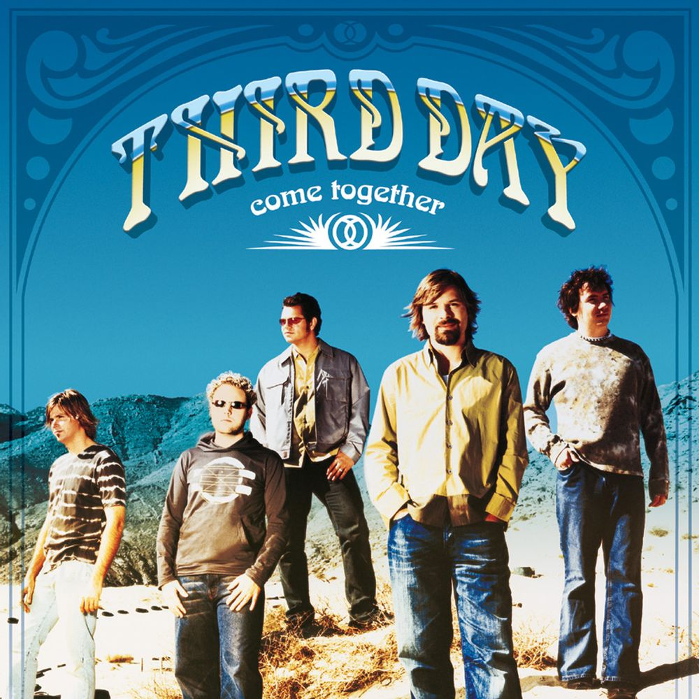 CD Third Day - Come Together
