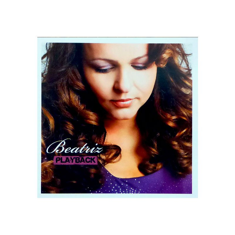 CD Beatriz - Trofeu de Gloria PlayBack