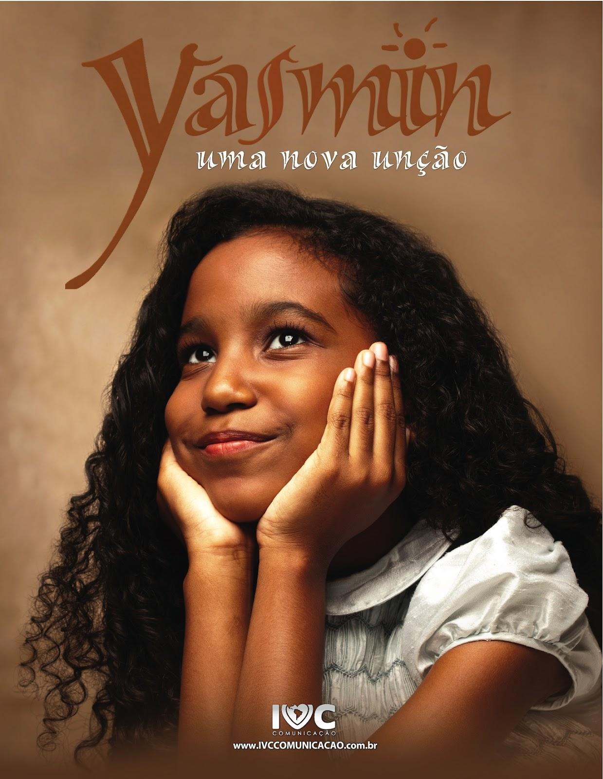 CD Yasmin - Uma Nova Unção