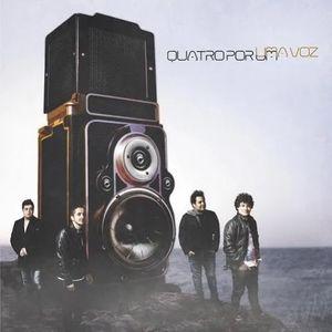CD Quatro Por Um - Uma Voz