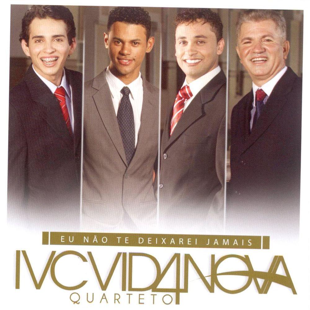 CD IVC Vida Nova Quarteto - Eu Não Te Deixarei Jamais