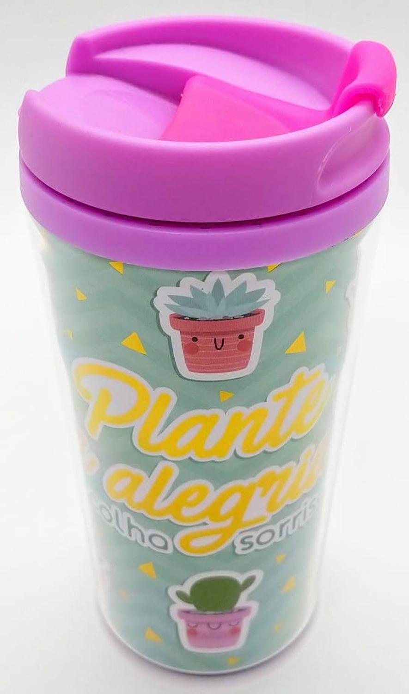 Copo Termico Mini - Plante A Alegria