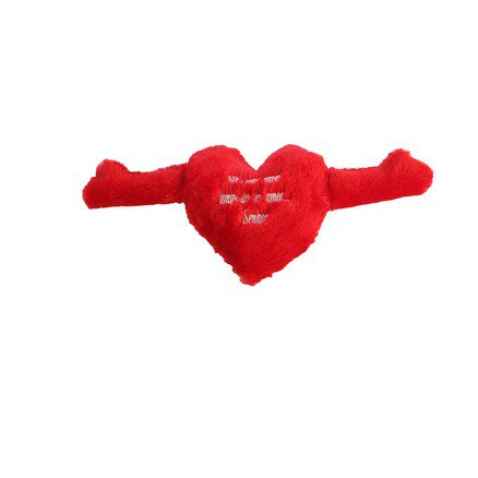 Coração Abraço Mini - Não Posso Viver Longe do Seu Amor... Senhor