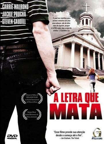 DVD A Letra Que Mata - Filme Original Lacrado