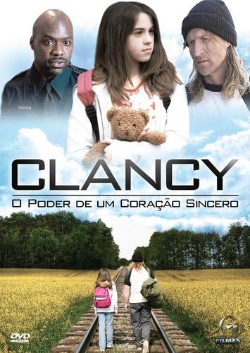 DVD Clancy O Poder De Um Coração Sincero