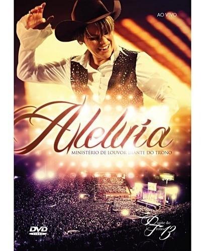 DVD Diante Do Trono 13 - Aleluia Ao Vivo
