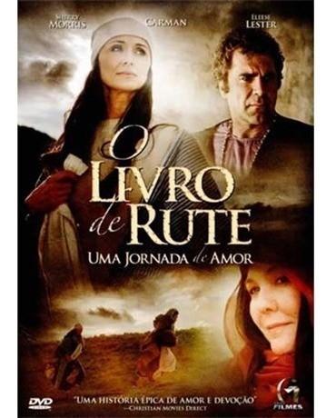 DVD O Livro De Rute