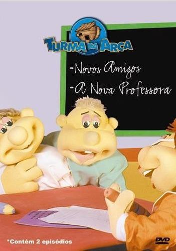 DVD Turma Da Arca - Volume 4
