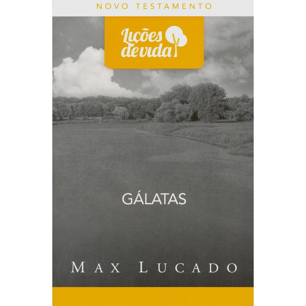 Galatas - Colecao Licoes de Vida