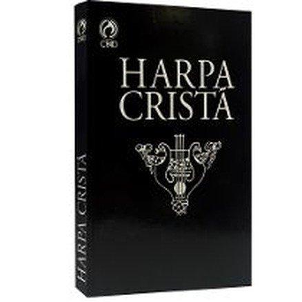 Harpa Cristã - Capa Preta