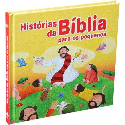 Histórias da Bíblia Para os Pequenos - Capa Dura