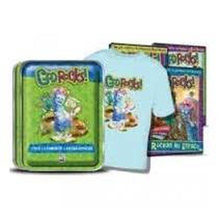 Kit Infantil GodRocks - Edição Especial Camiseta + DVD