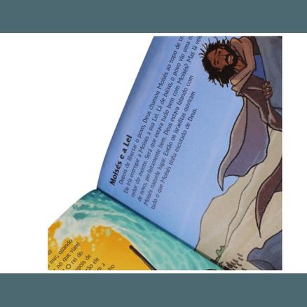 Leitura Infantil - As 100 Melhores Histórias Da Bíblia
