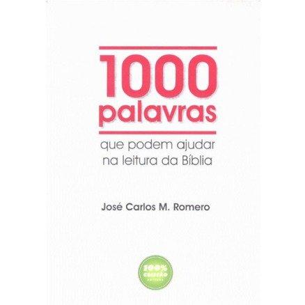 Livro 1000 Palavras - José Carlos M. Romero