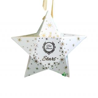Kit Natal c/ 10 Mini Sabonetes Estrelas