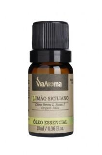 Óleo Essencial Limão Siciliano Via Aroma 10ml